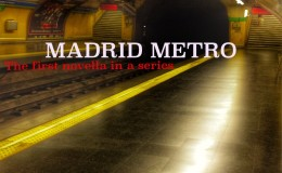"Read Chapter Four of ""Madrid Metro"""